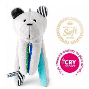 Whisbear Szumiący Miś Soft CrySensor